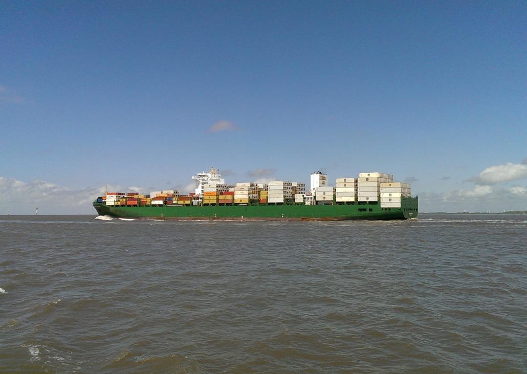 2. Weser-Info-Tour am 22.09.2019 zur Schifffahrt zwischen Globalisierung, Seenotrettung und fairem Transport