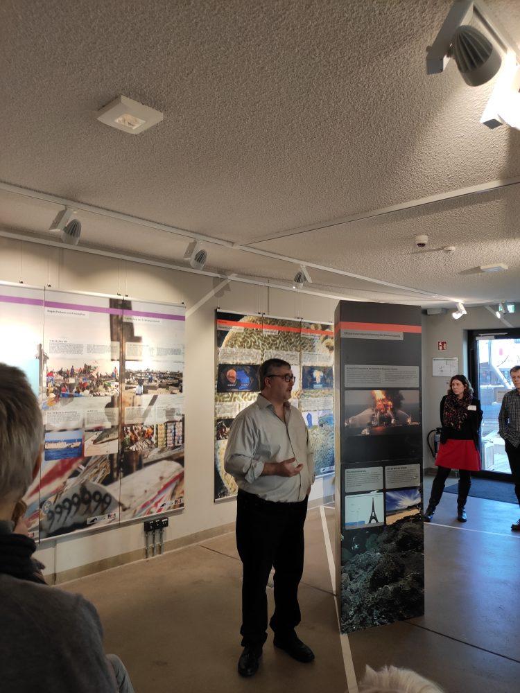 Ausstellung von Fair Oceans auf Norderney vom 01.02. – 30.04.2020