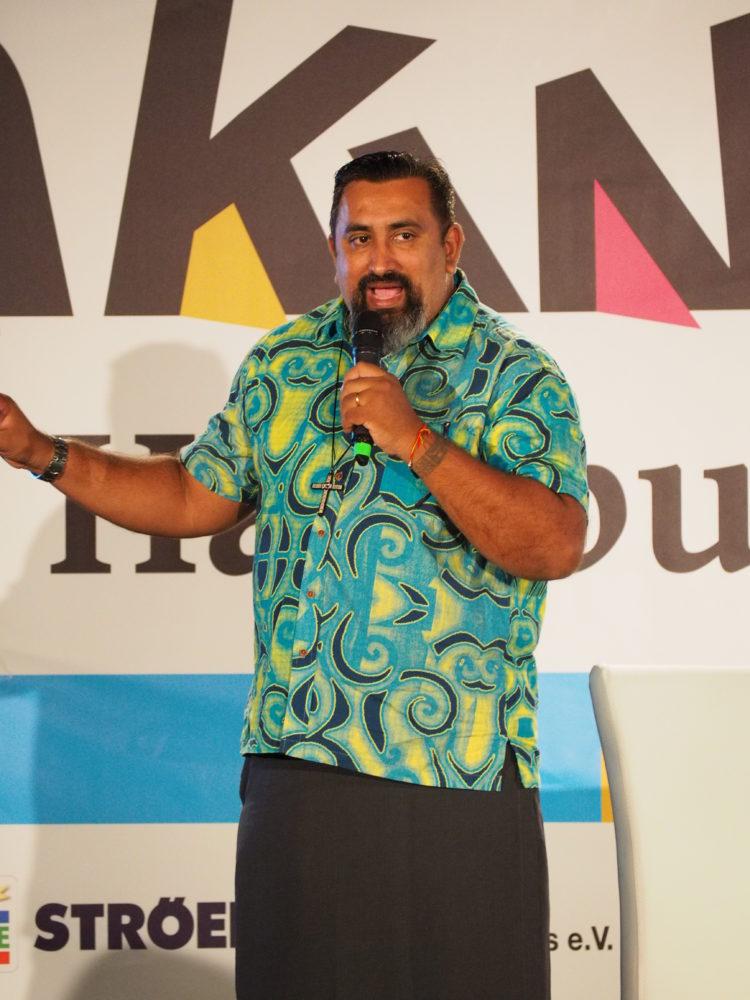 Interview mit Reverend J. Bhagwan zu den Auswirkungen des Klimawandels im Pazifik – November 2020
