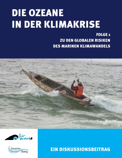 Die Ozeane in der Klimakrise – Zwei aktuelle Broschüren zum Thema
