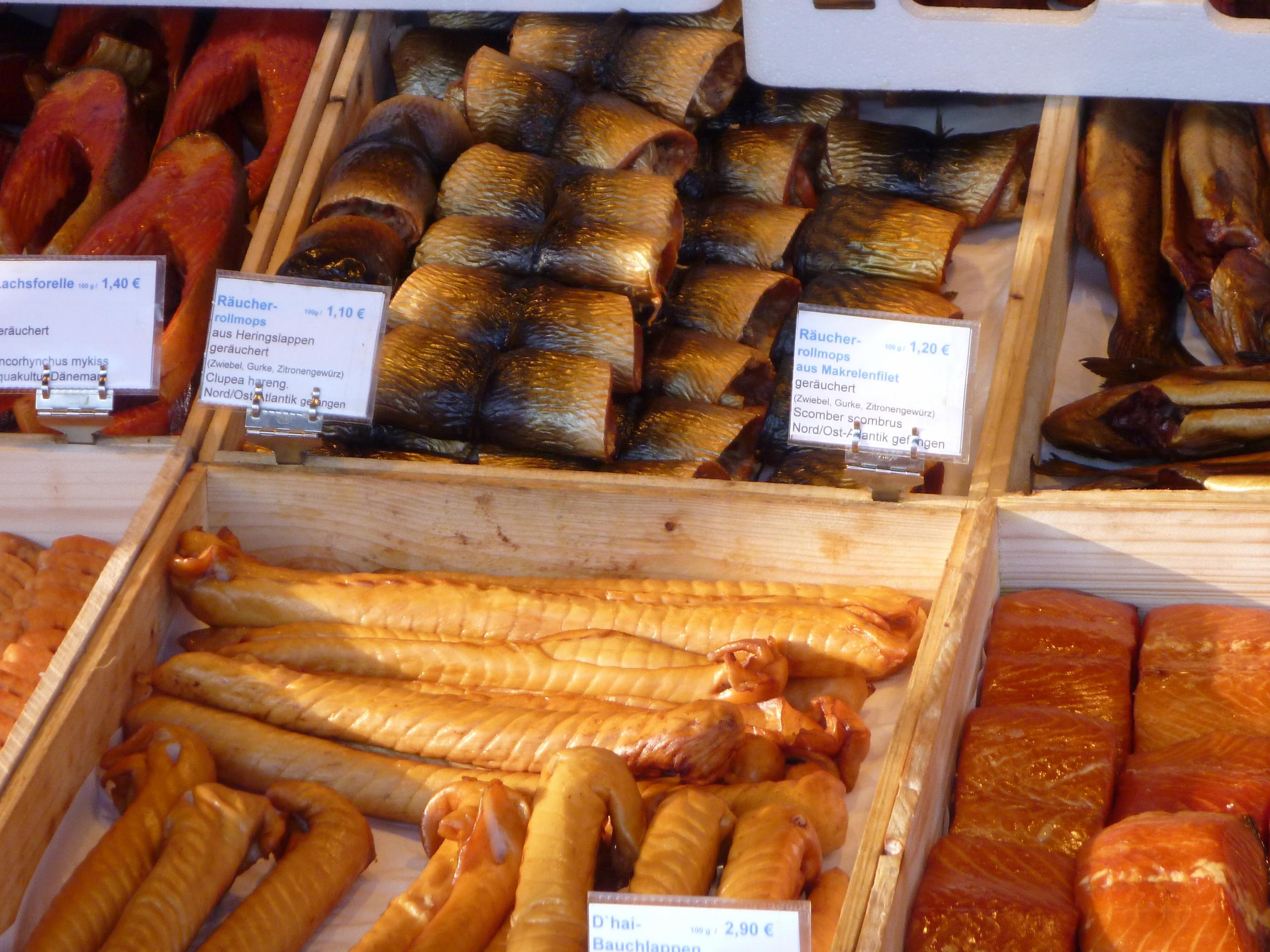 """""""End of Fish Day"""" 19.03.2021 – Klimakrise bedroht die Fischerei"""