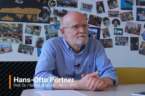 Ozeane in der Klimakrise – Interview mit Hans-Otto Pörtner (IPCC)